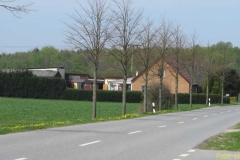 Neubauernstelle in der Feldmark an der Diedrichshäger Straße.