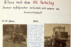 """Beispiel für die """"Früher - Heute"""" Darstellung."""