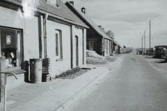 Die Dorfstraße im Jahr 1972.