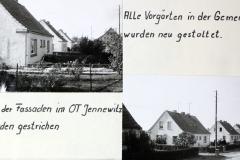 """Dorfverschönerung im Rahmen der """"Mach mit"""" Initiative."""
