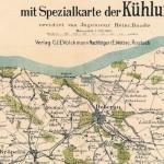 Wanderkarte um 1905