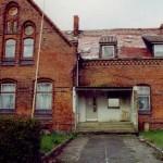 Das Jennewitzer Gutshaus vor seiner Sanierung